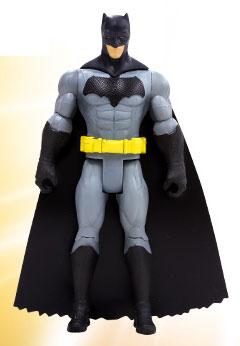 【マテル アクションフィギュア】6インチ「ベーシック」 バットマン[マテル]《在庫切れ》