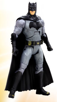 『バットマン vs スーパーマン』【マテル アクションフィギュア】6インチ「マルチバース」#02 バットマン[マテル]【送料無料】《在庫切れ》
