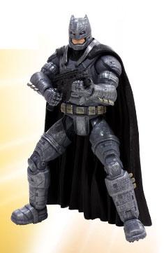 『バットマン vs スーパーマン』【マテル アクションフィギュア】6インチ「マルチバース」#03 アーマード・バットマン[マテル]《取り寄せ※暫定》