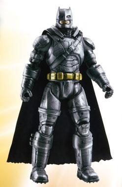『バットマン vs スーパーマン ジャスティスの誕生』12インチ「マルチバース」#02 アーマード・バットマン[マテル]《在庫切れ》