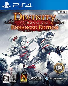 PS4 ディヴィニティ:オリジナル・シン エンハンスド・エディション[スパイク・チュンソフト]《在庫切れ》