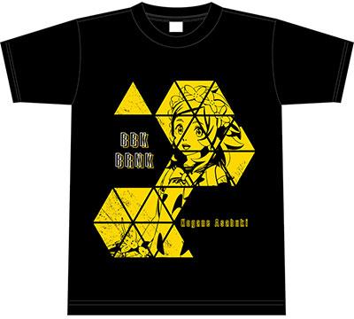 ブブキ・ブランキ Tシャツ 朝吹黄金 XL[グッドスマイルカンパニー]《在庫切れ》
