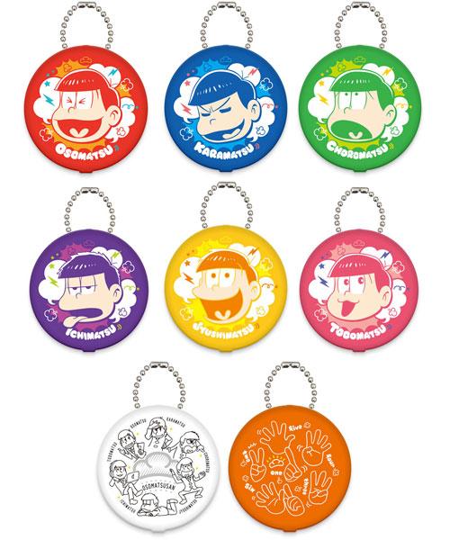 おそ松さん まるっとポッケース 8個入りBOX (食玩)