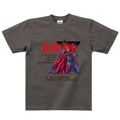 ロックマンX Tシャツ シグマ(グレー)S[カプコン]《在庫切れ》