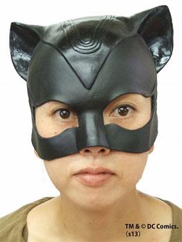 キャットウーマン ムービー/ キャットウーマン なりきりマスク(再販)[オガワスタジオ]《在庫切れ》