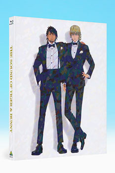 BD THE SOUND OF TIGER & BUNNY (Blu-ray Disc) アニメ・キャラクターグッズ新作情報・予約開始速報