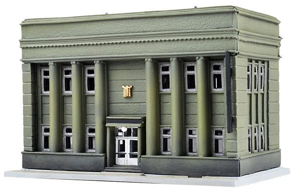 ジオラマコレクション 建物コレクション035-2 銀行2[トミーテック]《在庫切れ》