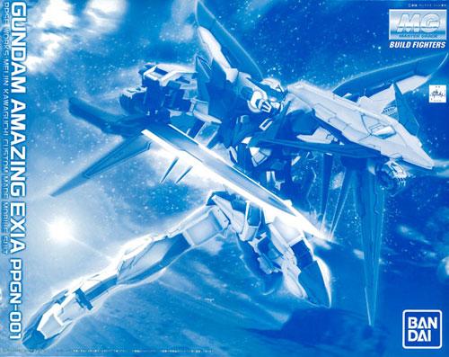 MG 1/100 ガンダムアメイジングエクシア プラモデル(ガンプラEXPO、ホビーオンラインショップ限定)