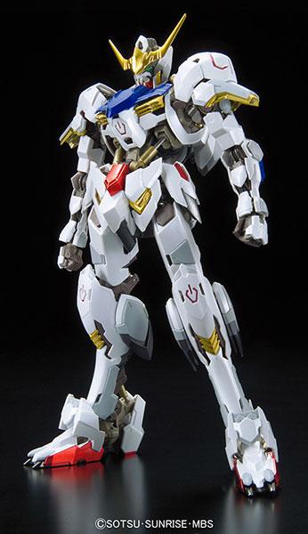 機動戦士ガンダム 鉄血のオルフェンズ 1/100 ハイレゾリューションモデル ガンダムバルバトス プラモデル[バンダイ]《在庫切れ》