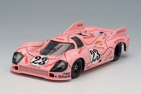 """1/43 ポルシェ 917-20 Martini Racing """"Pink Pig"""" 24h Le Mans 1971 No.23(再販)[メイクアップ]【送料無料】《10月予約※暫定》"""