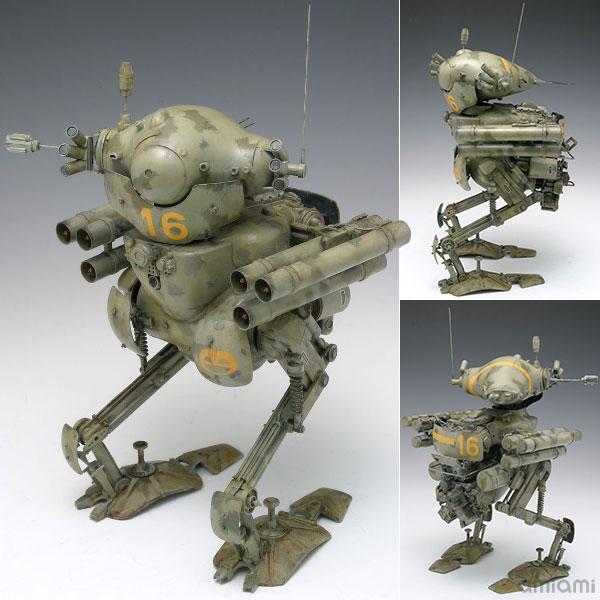 マシーネンクリーガー 1/20 陸戦GANS プラモデル(再販)[WAVE]《取り寄せ※暫定》