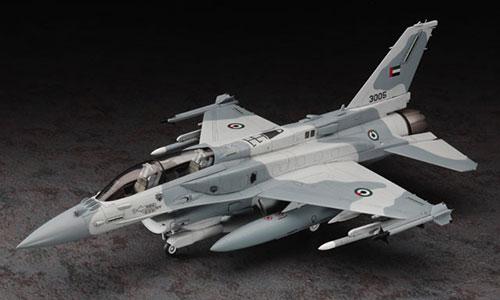 1/48 F-16F(ブロック60) ファイティング ファルコン プラモデル(再販)[ハセガワ]《在庫切れ》