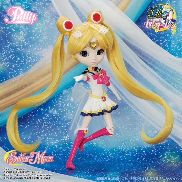 Pullip(プーリップ)/スーパーセーラームーン(Super Sailor Moon)[グルーヴ]【送料無料】《在庫切れ》