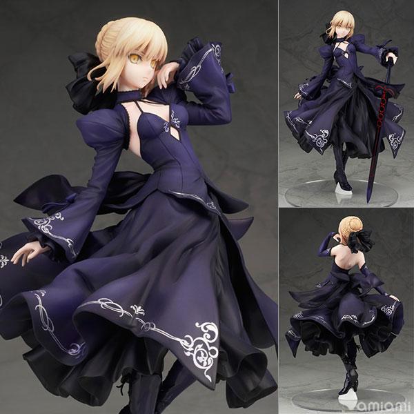 Fate/Grand Order セイバー/アルトリア・ペンドラゴン[オルタ] ドレスVer. 1/7 完成品フィギュア(再販)[アルター]《10月予約》