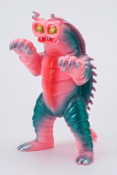 怪獣郷ソフビシリーズ 光熱快獣 キーラ ピンク (一般流通) 『ウルトラマン』より