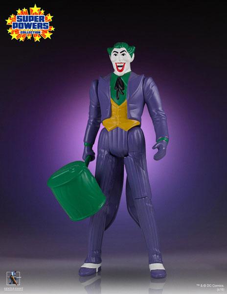 レトロ・ケナー 12インチ・アクションフィギュア『DCコミックス/スーパーパワーズ・コレクション』ジョーカー