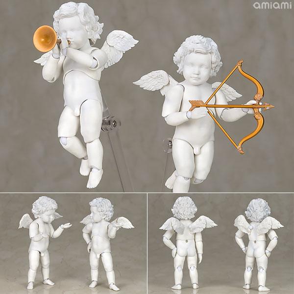 figma テーブル美術館 天使像(再販)[フリーイング]《在庫切れ》