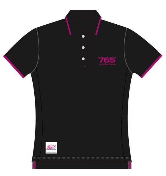 アイドルマスター スポーツポロシャツ [半袖] TAKANE model -S[amisports]【送料無料】《発売済・在庫品》