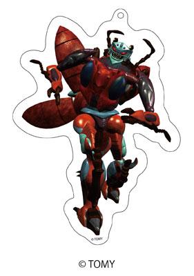 デカアクリルキーホルダー「ビーストウォーズ 超生命体トランスフォーマー」14/インフェルノ(再販)[A3]《在庫切れ》