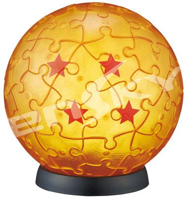 アートボールジグソー ドラゴンボール超 四星球(スーシンチュウ) 60ピース(AT0-01)[エンスカイ]《取り寄せ※暫定》