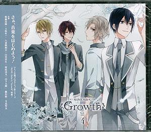 CD 「ALIVE」その4 Side.G / Growth (土岐隼一、山谷祥生、山下大輝、寺島惇太)[ムービック]《在庫切れ》