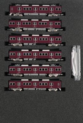 30140 完成品 阪急7000/7300系(旧塗装)6輛編成セット(動力付き)(再販)[グリーンマックス]【送料無料】《在庫切れ》
