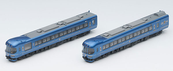98017 京都丹後鉄道KTR8000形(丹後の海)セット(2両)(再販)[TOMIX]《発売済・在庫品》