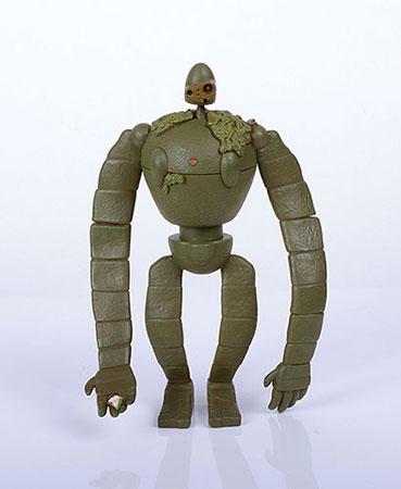 KM-74 クムクムパズル 「天空の城ラピュタ」 園丁ロボット[エンスカイ]【送料無料】《発売済・在庫品》