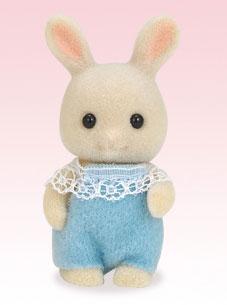 シルバニアファミリー 人形 みるくウサギ 赤ちゃん(再販)[エポック]《在庫切れ》