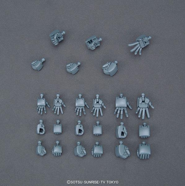 HGBC ガンダムビルドファイターズ 1/144 次元ビルドナックルズ(丸) プラモデル(再販)[バンダイ]《発売済・在庫品》