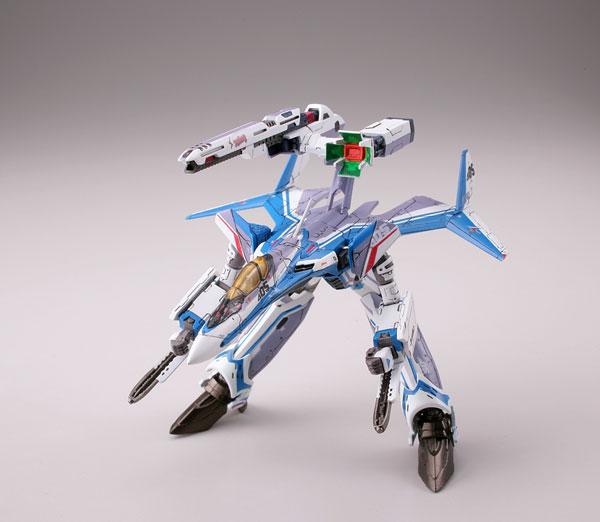 マクロスモデラーズ×技MIX マクロスΔ 技MCR12 1/144 VF-31J ジークフリード ハヤテ機 2モードセット プラモデル[トミーテック]《在庫切れ》