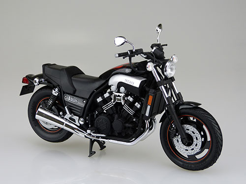 1/12 バイク No.8 ヤマハ VMAX '07 プラモデル(再販)[アオシマ]《発売済・在庫品》