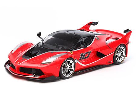 1/24 スポーツカーシリーズ No.343 フェラーリ FXX K プラモデル[タミヤ]《取り寄せ※暫定》