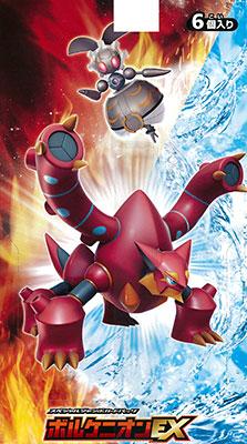 ポケモンカードゲームXY BREAK スペシャルジャンボカードパック「ボルケニオンEX」 6パック入りBOX[ポケモン]《取り寄せ※暫定》