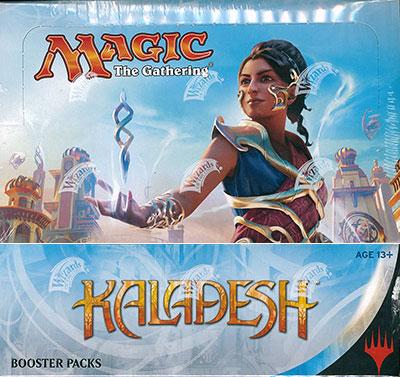マジック:ザ・ギャザリング カラデシュ ブースター 英語版 36パック入りBOX[Wizards of the Coast]【送料無料】《在庫切れ》