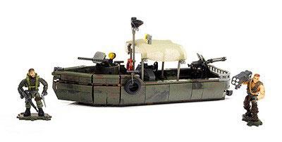 メガブロック コールオブデューティ リバーボート