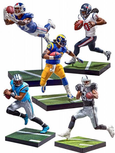 マッデン NFL 17/ アルティメット チーム シリーズ: 8体入りカートン[マクファーレントイズ]【同梱不可】【送料無料】《在庫切れ》