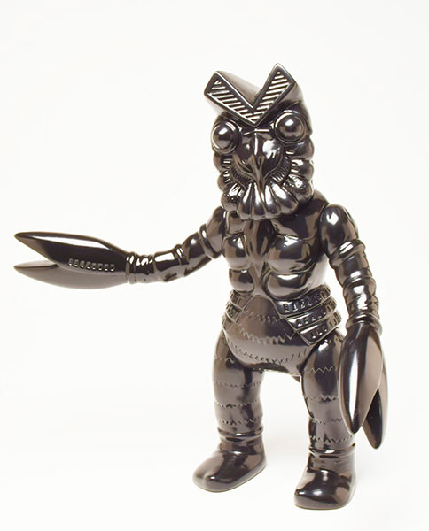 世紀のウルトラ怪獣 漆黒オブジェコレクション バルタン星人450[マルサン]《在庫切れ》