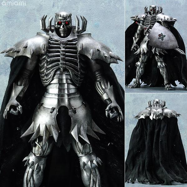 ベルセルク Skull Knight (髑髏の騎士) 1/6 可動フィギュア[スリー・ゼロ]【送料無料】《在庫切れ》