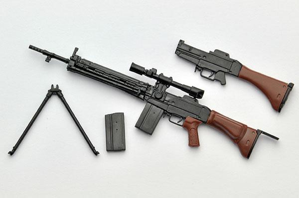 リトルアーモリー LA024 1/12 64式狙撃銃タイプ プラモデル[トミーテック]《発売済・在庫品》