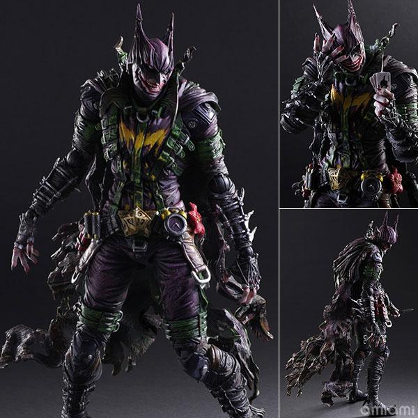 ヴァリアント プレイアーツ改 DCコミックス バットマン:ローグス・ギャラリー ジョーカー[スクウェア・エニックス]《在庫切れ》
