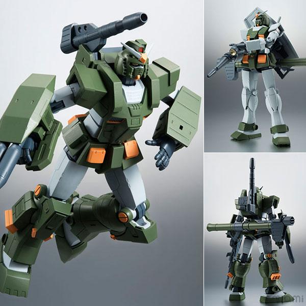 ROBOT魂 〈SIDE MS〉FA-78-1フルアーマーガンダム ver.A.N.I.M.E. 『機動戦士ガンダム』[バンダイ]《在庫切れ》