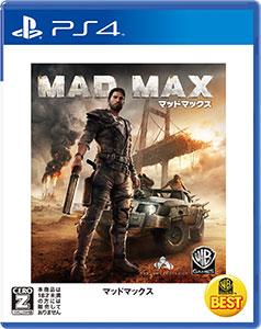 PS4 WARNER THE BEST マッドマックス[ワーナーブラザースジャパン]《在庫切れ》