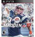PS3 北米版 Madden NFL 17[EA Sports]《在庫切れ》