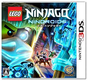 3DS LEGO ニンジャゴー ニンドロイド[ワーナーブラザースジャパン]【送料無料】《在庫切れ》