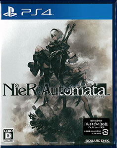 【特典】PS4 ニーア オートマタ[スクウェア・エニックス]《在庫切れ》