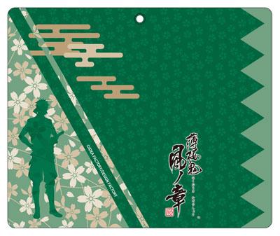 薄桜鬼 真改 手帳型スマホケース 永倉新八[コンテンツシード]《在庫切れ》
