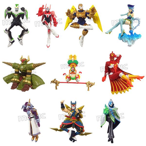 TIGER&BUNNY EDGE OF HERO (マスコット) 10個入りBOX アニメ・キャラクターグッズ新作情報・予約開始速報