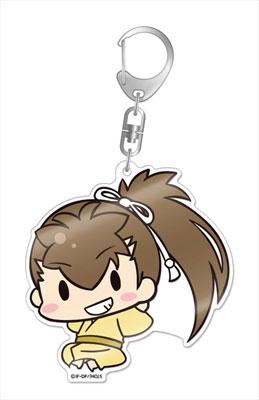 薄桜鬼~御伽草子~ デカアクリルキーホルダー 22 藤堂平助 そのさん[Gift]《在庫切れ》