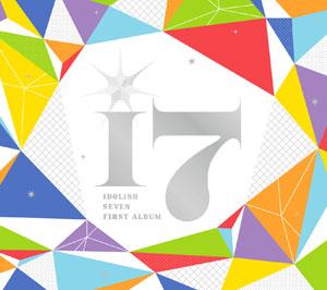 CD アプリゲーム『アイドリッシュセブン』 IDOLiSH7 1stフルアルバム 「i7」 初回限定盤[ランティス]《在庫切れ》